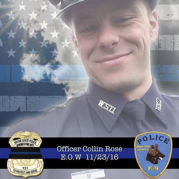 ABOUT SGT. COLLIN ROSE